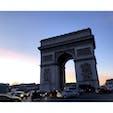 フランス,凱旋門
