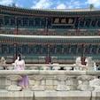 韓国 ソウル 景福宮