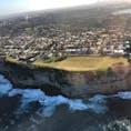 空から見ると、こんな際まで家が #オーストラリア #New_South_Wales