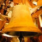 フランス、ノートルダム大聖堂の鐘。