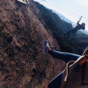 📍Shizuoka,Japan  #静岡 #三島スカイウォーク #ロングジップスライド