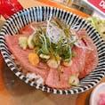 #京都#祇園 #肉割烹バル牛牛 祇園本店 #うっしっし丼