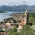 モンテネグロ・コトル。世界遺産の旧市街は雰囲気的にはクロアチアのドゥブロヴニクと似てますが、こちらはこちらでまた違った良さがあります。