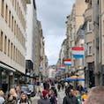 ルクセンブルク市街。何個かあるヨーロッパの小国のひとつで、ベネルクス三国のひとつですが、皆基本フランス語を話し、フランスの影響が大きい気がします。