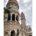 なんだっけか、この建物 #マレーシア #Kuala_Lumpur