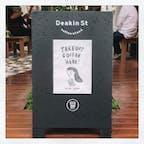 Deakin St coffee stand☕️🏡  #瑞江カフェ #東京カフェ