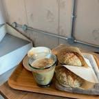 COUNTERPART COFFEE GALLERY☕️🌿  #西新宿カフェ #新宿カフェ
