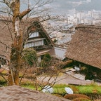 岐阜県合掌村