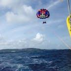 Guam parasailing