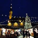 🇪🇪 タリン クリスマスマーケット