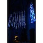 🇩🇪 マインツ 聖シュテファン教会 シャガールのステンドグラス