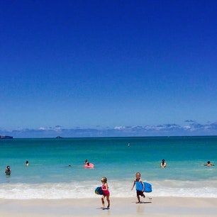 Hawaii 青い空②