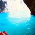 北海道 青の洞窟 小樽のクルージングにて。一眼レフでの夜景の撮り方マスターせずに行って後悔した。