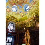 ウィーン オーストリア国立図書館