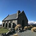 ニュージーランド テカポ湖