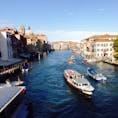 ヴェニスの運河。次行くときはもう少し喋れるようになっていたい