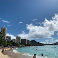 今年1月に行ったハワイの写真。 この頃はコロナがこんなにひどくなるなんて誰も思わなかったな。 コロナなんて存在しないと思いたい。 また海外に行きたい。