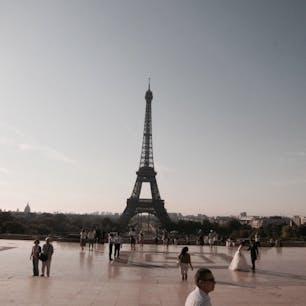 #フランス#パリ#エッフェル塔