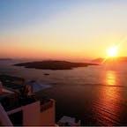 #ヨーロッパ#ギリシャ#サントリーニ島 #サンセット