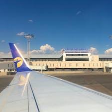 【モンゴル🇲🇳】ウランバートル  チンギスハーン国際空港 ミアットモンゴル  #モンゴル° #2017/07
