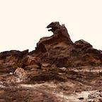 ゴジラ岩🔥🦖