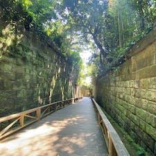 神奈川県横須賀市、猿島。