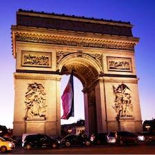 #ヨーロッパ#フランス#パリ #凱旋門
