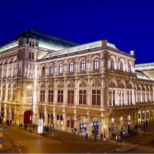 #ヨーロッパ#オーストリア#ウィーン #オペラ座#国立歌劇場