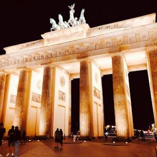 ベルリン、ブランデンブルク門