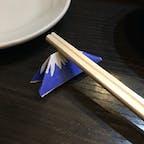 吉祥寺の居酒屋さんの箸袋 富士山