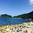 #新潟県 #佐渡島 #エメラルドグリーンの海