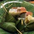 京都 いづ重 美しい押し寿司①