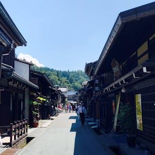 飛騨高山 古い町並