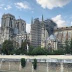一年前のノートルダム大聖堂 今はどのくらい修復されたのでしょうか。