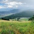 2020年9月 道の駅モンデウス飛騨位山からスキー場頂上まで軽く登山