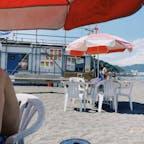 今年も海に行きました #静岡旅行 #静岡 #伊東 #伊東オレンジビーチ #🍊 #またくるね