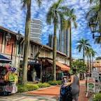 シンガポール、アラブストリート。