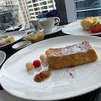オークラプレステージバンコクの朝ごはん #breakfast #Bangkok #Frenchtoast
