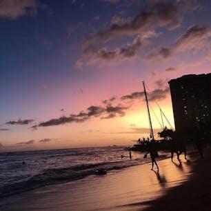 📍Hawaii,USA  #Hawaii #USA #WaikikiBeach #ワイキキ・ビーチ