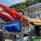 沖へ漕ぎ出しシュノーケリング 熱帯魚系のお魚さん見られました 2020.9.19