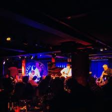 ロンドンのジャズクラブといえば、ピザチェーンで有名なPizza Express
