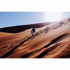ナミビア🇳🇦 ナミブ砂漠にて。