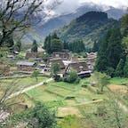 2020.9.27 五箇山相倉合掌集落 日本昔話に出てきそうな風景 世界遺産