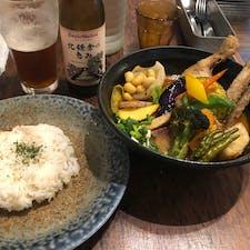 鎌倉でスープカレー