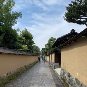#長町武家屋敷跡 #金沢 #石川 2020年9月