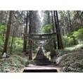 上色見熊野座神社 熊本県  神秘的な場所。 パワーもらえた気がする🙏🏻