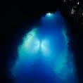 龍泉洞/岩手 綺麗な地底湖でした✯