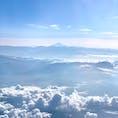 ずっと見てみたかった空からの富士山をようやく拝むことが出来ました。 9/30、セントレア→秋田空港