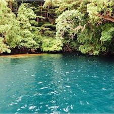 十和田湖 本当に湖面が青く綺麗で感動しました