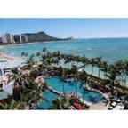 #hawaii #sheratonwaikiki #thisisboo'sstyle